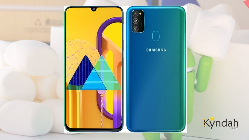 HP Android - samsung galaxy m30s